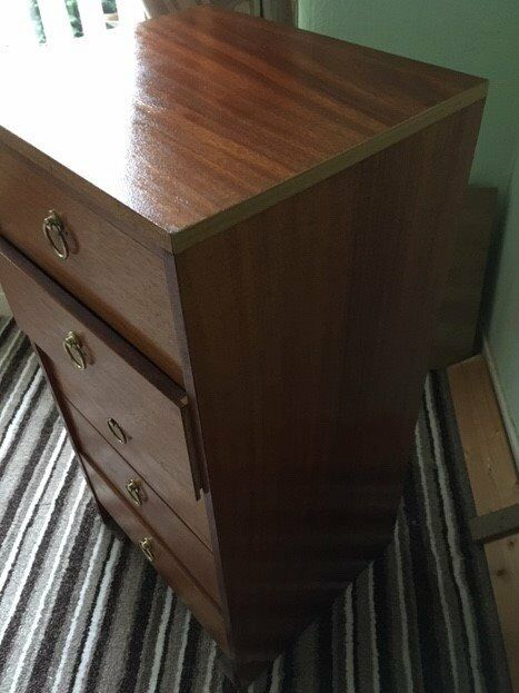 Five Drawer Tall Cabinet For Clothes Or General Storage In Barnton