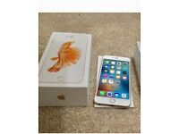 Swap IPhone 6s Plus gold unlocked 128gb for iPhone 7 plus