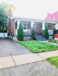 two bedroom downtown Oshawa house for rent