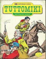 Tuttomiki N° 12 (dardo, 1989) Capitan Miki - Formato Bonelli - Tutto Miki -  - ebay.it