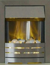 Adam Sutton Electric Fire 43inch (no Fire Surround Included) brand new and boxed