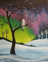 $ 15 OFF SAS PAINT PARTY AT BURLEIGH FALLS INN