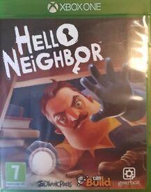 Hello Neighbor Xbox One £25
