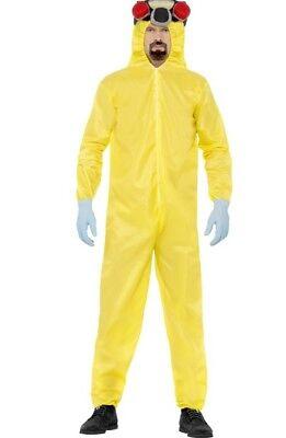 Breaking Bad Kostüm Walter White Anzug Herren Original 4-teilig (Walt Breaking Bad Kostüm)