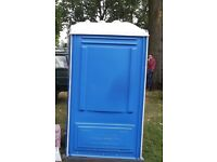 Portable loo SHOREDITCH ideal builder for site events bbq garden CAR BOOT location Bedford