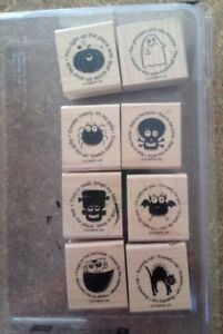 STAMPS!  STAMPS!  STAMPS!  $5-$25  (21 different stamps & pads)