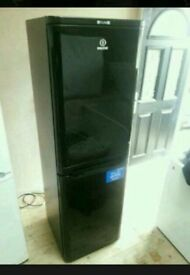 INDESIT FRIDGE FREEZER 6 MONTH OLD