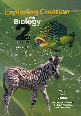 Apologia Exploring Creation Biology - Full Course On Cd