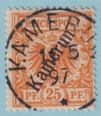 CAMEROON 5  USED - NO FAULTS VERY FINE!