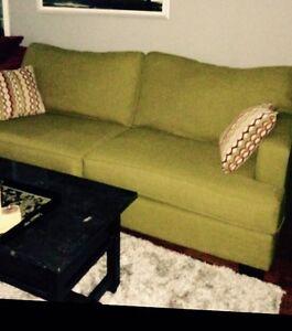 Beautiful sofa and chair