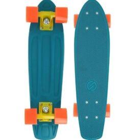 skateboard-NEW BIG YAMBA CRUISER SKATEBOARD - BLUE