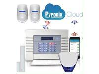High Security Burglary Wireless Alarm System