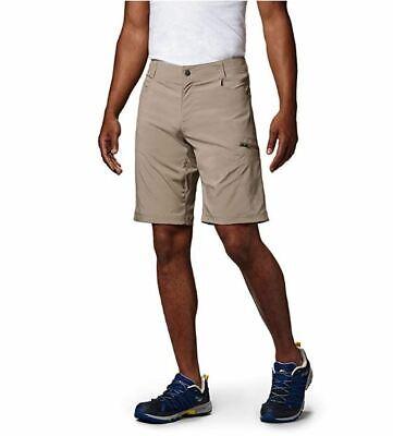 b1fd0b111e8d4 Columbia Men's Silver Ridge Stretch Shorts, Tusk, 34 x 8