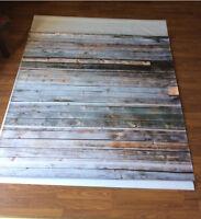 5x5ft Vinyl Photography Backdrop/Floordrop