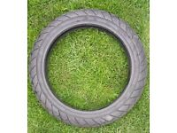 Michelin motorcycle front tyre 120/70/ZR17