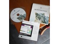 Osx snow leopard install disk £10 pickup Dunfermline or Bonnyrigg