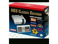 I Want to buy Nes mini all accessories also handheld £40