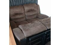 RECLINER SOFA (2X2) - READ ADD