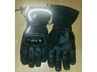 Motorbike Gloves size 9 medium