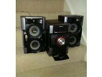 *Sony hifi *stereo* *ipoddock*