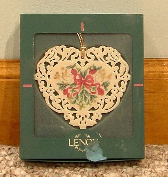 Lenox  Heart Tree Ornament