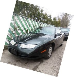 2001 SATURN SC 3 DOOR COUPE ETEST & SAFETY INCLUDED!!