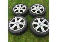 Audi s4 alloy wheels