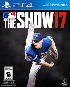 MLB THE SHOW 17 PS4 - BRAND NEW SEALED RIGHT NOW!