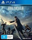 Final Fantasy XV Video Games