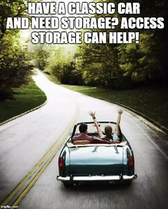 Have a classic car and need storage? We Can Help!