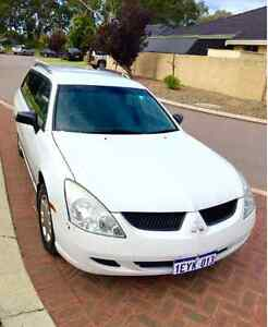 2005 Mitsubishi Magna - Backpacker / Camping / Travel / Space Canning Vale Canning Area Preview