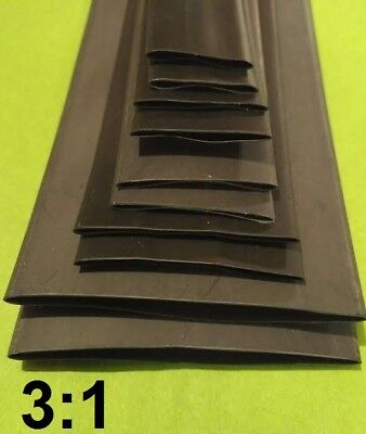 316143812341.0 Inch 31 Heat Shrink Tubing Polyolefin 3 Foot