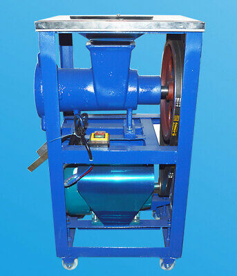 2.2kw Crusher Fish Chicken Bones Feed Processer Meat Grind With 2 Grinding Tool