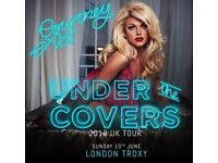 Courtney act 2 x tickets at the troxy