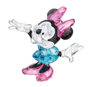 Mint Condition in Box Large Swarovski Crystal Minnie Mouse