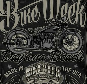 tee shirt bike week 2018 HARLEY BIKER CUSTOM
