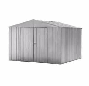 3.0 x 3.0 x 2.0m Metal Zinc Garden Shed Ferntree Gully Knox Area Preview