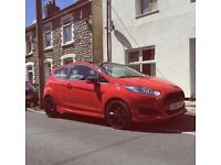Ford Fiesta red edition 1lt