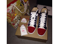 Christian Louboutin men's shoes trainers