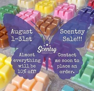 Ever wanted to host a Scentsy party?