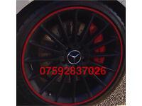 Alloy wheel guards Vauxhall Corsa Astra GTC VXR SRI Signum Adam Insignia Vectra CDTI Seat Leon FR