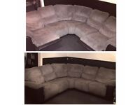 **Corner sofa** open to offers