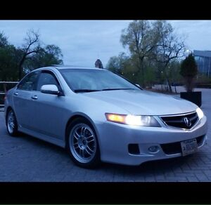 2008 Acura TSX Technology package w/NAV