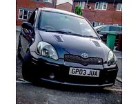 ***ONE OFF*** JDM TOYOTA YARIS 1.5 T SPORT TAX & TESTED ***BARGAIN***