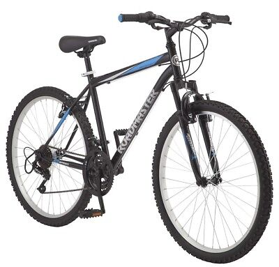 "Mountain Bike Mens Bicycle Road Master Downhill 26"" Trails Offroad Steel Frame"