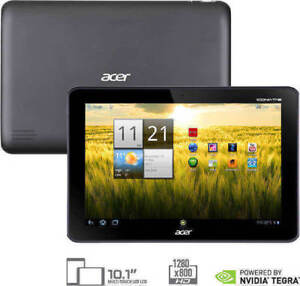 """Open Box Acer Iconia Tab A200 10.1""""+Stylus /Pen Excellent Con."""