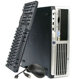 HP/DELL/IBM PC DUAL CORE/CORE2DUO/2-4GB RAM DVD-FREE WIFI READY TO USE.price from 35