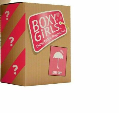 boxy girls small rectangle  box unbox online shopping fun (13b) (Girls Online Shops)