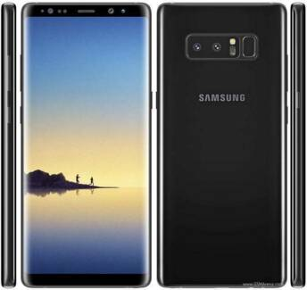 SAMSUNG GALAXY NOTE 8 IN BRAND NEW CONDITION