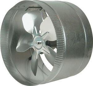 FAN 12 inch Duct Vent Booster